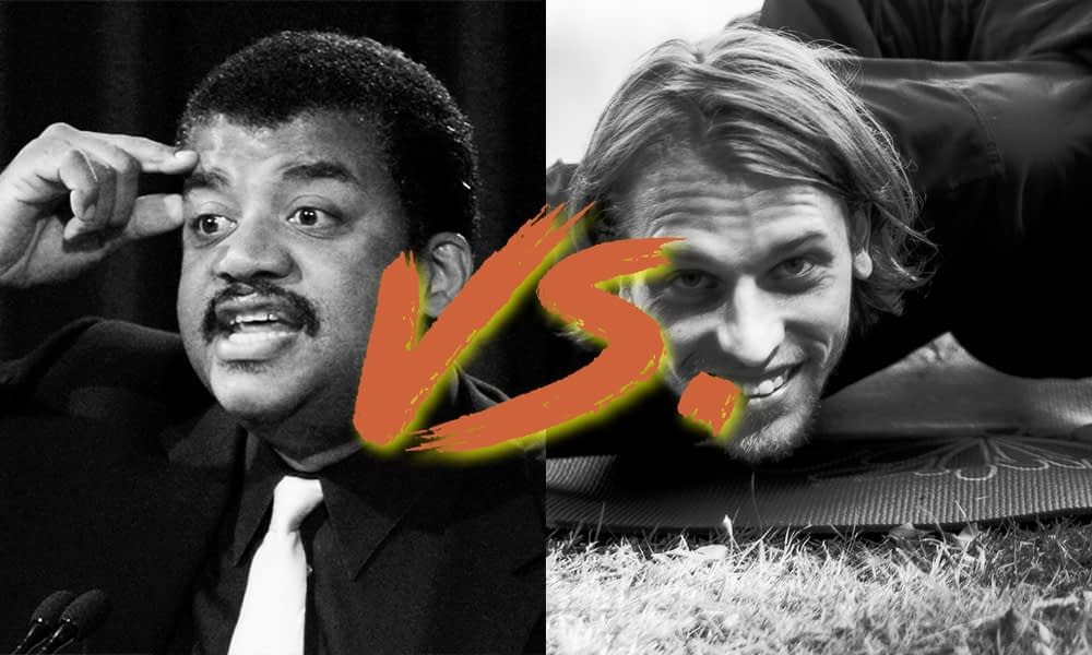 Neil deGrasse Tyson Rumored to Be Debating Flat Earth Conspiracist