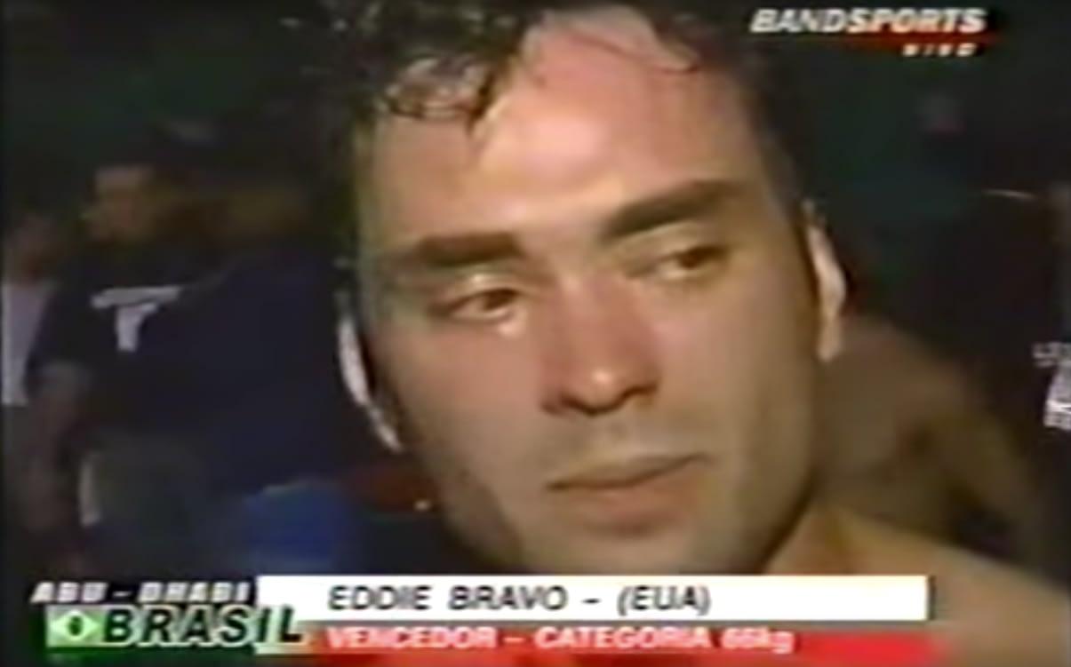 Why Eddie Bravo Loves Conspiracy Theories